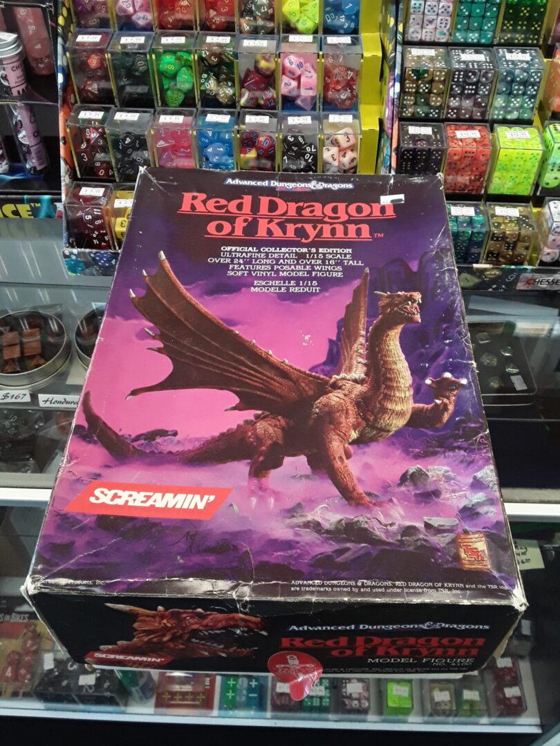 Red Dragon of Krynn