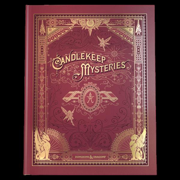 D&D Candlekeep Mysteries Alt Cvr