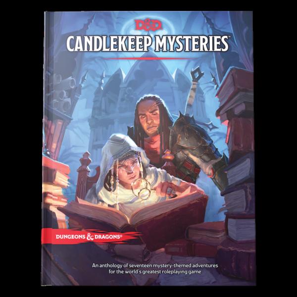 D&D Candlekeep Mysteries Reg CVR