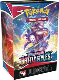 Pokemon Battle Styles Build and Battle