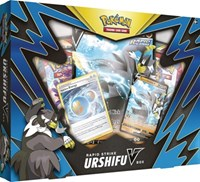 Pokemon Rapid Strike Urshifu Box