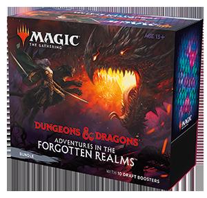 Magic Forgotten Realms Bundle