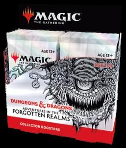 Magic Forgotten Realms Collector Booster Box